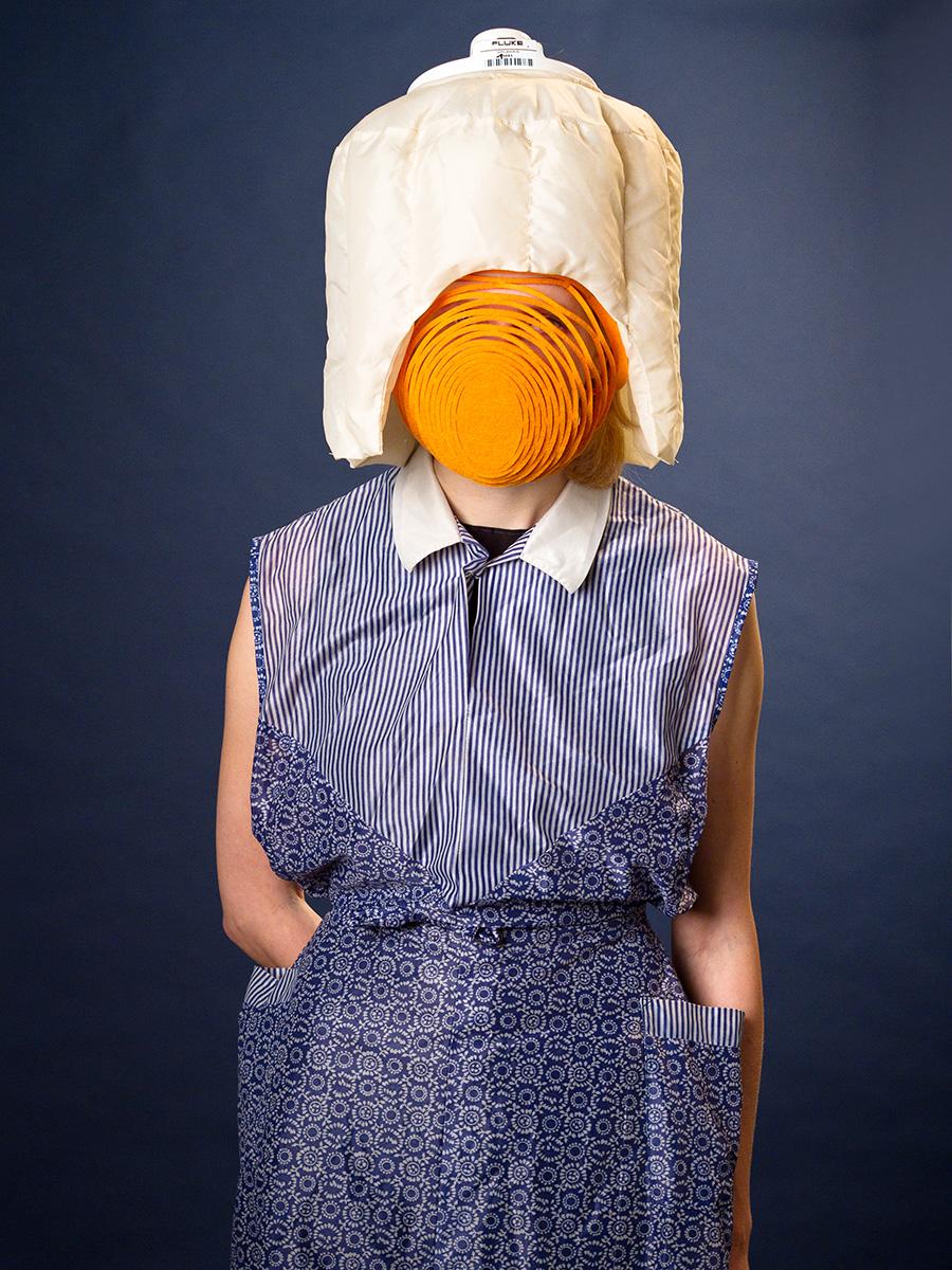 Strange matters Julia // © Judith Klapper
